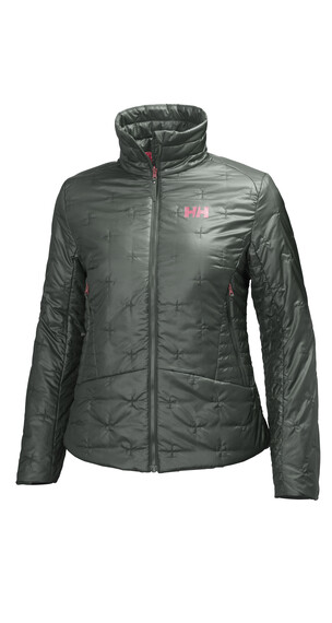 Helly Hansen Cross Jas Dames grijs